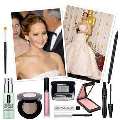 Celebrity makeup profile: Jennifer Lawrence