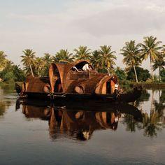Kerala Houseboats, India