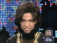 Prince - Larry King 1999