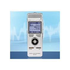 TOPSELLER! Olympus DM-420 Expandable Digital Voice Recorder with RECORDER,DCTATN,VOICE,SLV $99.99