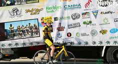 Medical Cannabis Bike Tour 2014 Spain