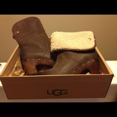 Original UGG boots Size 11 worn once UGG Shoes Winter & Rain Boots