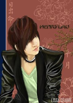 Henry Lau by hakunamatataluke on DeviantArt Henry Lau, Deviantart, Digital, Drawings, Sketches, Drawing, Portrait, Draw, Grimm