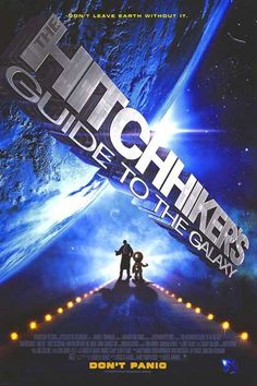 The Hitchhiker's Guide to the Galaxy with Martin Freeman, Mos Def, sam Rockwell & Zooey Deschanel Douglas Adams, Martin Freeman, Mos Def, The Hitchhiker, Hitchhikers Guide, John Malkovich, The Big Lebowski, Teen Wolf Serie, Kino Theater