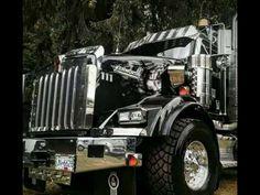 Dump Trucks, Tow Truck, Cool Trucks, Big Trucks, Heavy Construction Equipment, Logging Equipment, Road Train, Kenworth Trucks, Custom Trucks