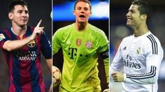 The goalkeeper who won the World Cup will be challenging Cristiano Ronaldo and Lionel Messi for the Ballon d'Or. While the footballer of the year prize has switched between the world's top scorers since 2008, Manuel Neuer of Germany is the first goalkeeper to make the Ballon d'Or top three since 2006. Ronaldo won the […]