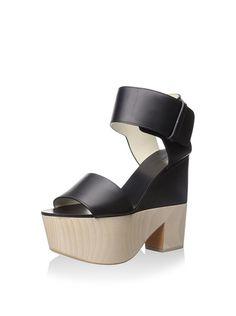 93cd8d6f0b4 Céline Women s Platform Sandal at MyHabit Black Sandals