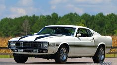 1970 Shelby Mustang GT350