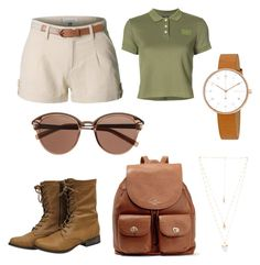 Designer Clothes, Shoes & Bags for Women Skagen, Shoe Bag, Polyvore, How To Wear, Stuff To Buy, Shopping, Collection, Shoes, Design