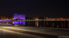 Thessaloniki - Nea Paralia (New Warterfront) Nightshot ----- Θεσσαλονίκη, Νέα Παραλία, Νυχτερινή Λήψη. #thessaloniki #nightshot #night #greece #macedonia #nea #paralia #θεσσαλονικη #νεα #παραλια #νυχτερινη #φωτογραφια