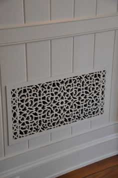 We found this gallery of vent grills and registers on brookegiannetti.typepad.com and had to share. | thisoldhouse.com