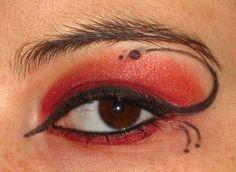 Scorpio eye detail
