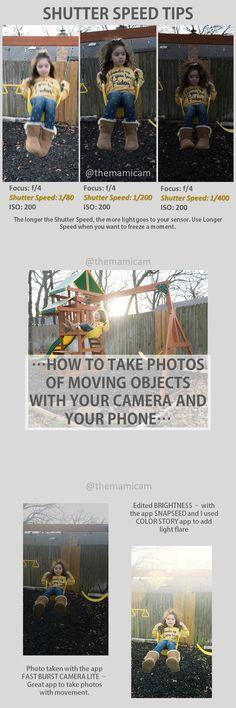 Photo tips - Photography tips - Shutter speed - Photo blog - Photography - Kids photography - ISO - Shutter speed tips - Themamicam / Valentina Meza - Kohnenkampf