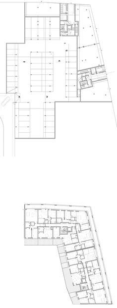 Ensemble immobilier de logements, bureaux et commerces ZAC de l'Amphithéâtre – Metz