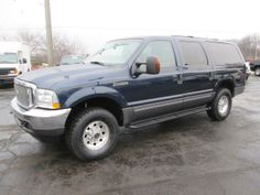 2002/ 2004 ford excursion 4wd | 2004 Ford Excursion - Used Cars for Sale - Carsforsale.com