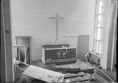 Helsingin Lutherin kirkko. (1939-12-02 SA-kuva)