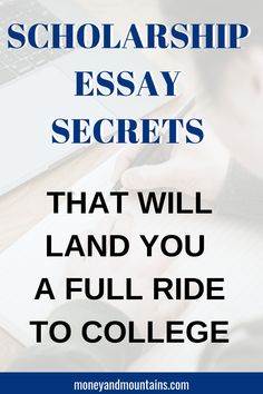 for the college scholarship essay Tips for the college scholarship essay,Tips for the college scholarship essay, How to Write Incredible Introductions and Captivating Conclusions Thesis Statement Tutorial! Write a Thesis Statement in 5 More FAFSA tips Scholarships For College Students, School Scholarship, Essay For Scholarship, Scholarships Canada, Nursing Scholarships, College Essay Examples, College Application Essay, College Life Hacks, College Tips