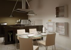 Flip Pendant - Kitchen Lighting by Lightology Collection