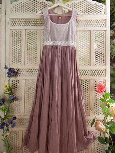 Bernadette Maxi Ladies Dress | Ladies, Plus Size :Beautiful Designs by April Cornell