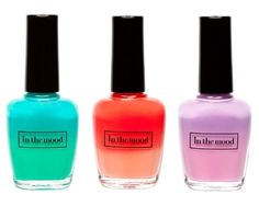 In The Mood Color Changing Polish $8. Freakin cool!