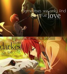 Mahou Tsukai no Yome Manga Anime, Got Anime, Sad Anime Quotes, Manga Quotes, Elias Ainsworth, Chise Hatori, Yume, The Ancient Magus Bride, My Sun And Stars