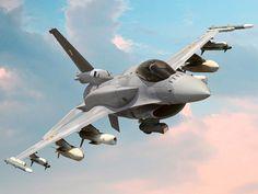 The F-16 Falcon Fighter