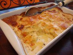 Perunagratiini Lasagna, Macaroni And Cheese, Ethnic Recipes, Koti, Mac Cheese, Mac And Cheese, Lasagne