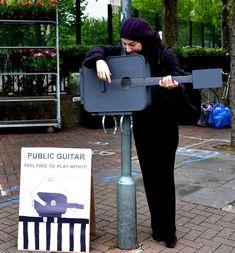 public guitar