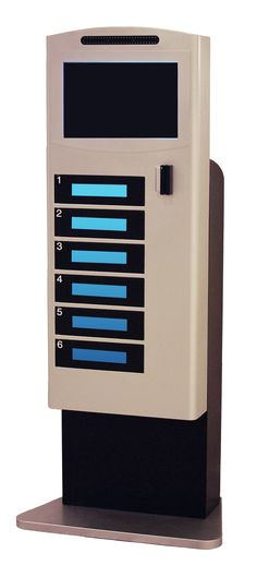 Fast cell phone charging station. #universal #secure #lockers #smartphones #lowbattery #deadbattery
