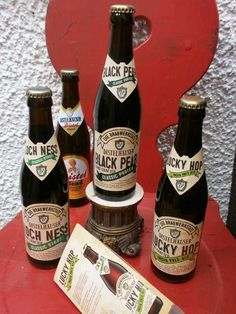 Distelhäuser Craft Bier Neuigkeiten - Lucky Hop, Loch Ness & Black Pearl