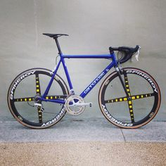 Cannondale x Spinergy x Dura Ace 7700 - I love the 90's