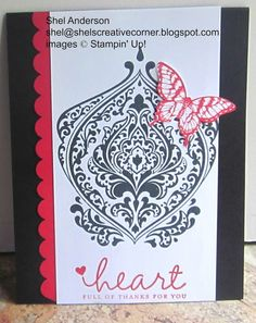 Beautifully Baroque by Stampin' Up!