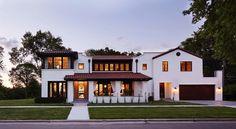 Modern Mediterranean Style Home-27-1 Kindesign