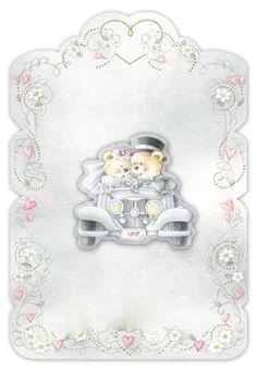 ♥ Wedding Images, Wedding Pictures, Wedding Cards, Wedding Day, Wedding Stamps, Scrapbook Journal, Journal Cards, Christmas Greeting Cards, Christmas Greetings