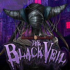 Can you uncover the cause, or will you be the next victim? Find out in this sensational hidden-object puzzle adventure! Hidden Object Games, Hidden Objects, Black Veil, Investigations, Mystery, Puzzle, Adventure, Casual, Movie Posters