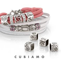 """""""New from Nomination,Cubiamo coming very soon.We are very excited as we just love it! Nomination Bracelet, Italian Style, Groomsmen, Jewelery, Sterling Silver, Bracelets, Window Shopping, Accessories, Charms"""