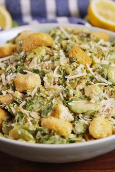 Caesar Brussels Sprouts - Delish.com