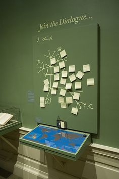 Join the Dialogue with Darwin by APS Museum, via Flickr