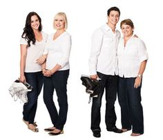 Tessa Virtue and Scott Moir - The moms behind our Canadian athletes