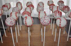 Amy M's Birthday / Baseball - Photo Gallery at Catch My Party Baseball Theme Birthday, 2 Year Old Birthday Party, Baseball Party, 1st Boy Birthday, Boy Birthday Parties, Birthday Ideas, Theme Parties, Baseball Cap, 1st Birthdays