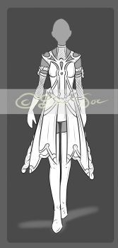DeviantArt: More Like (closed) Auction Adopt - Outfit 422 by CherrysDesigns