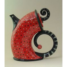 Red Dot Teapot, Ross Emerson