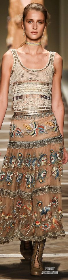 Etro SS2016 Women's Fashion RTW | Purely Inspiration