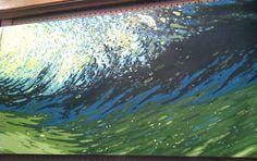 Splash! Just sold- by Margaret Juul