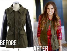 For over a year I've been itching for an army green utility vest. It's such a versatile piece that can dress down dresses, layer under jackets or over tees and sweaters, be belted, be open, and worn a million other ways. But with other great layering pieces I have in my closet, I could never …