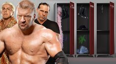 WWE.com: Flair and HBK on Triple H 'hanging up the boots' #WWE