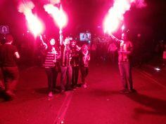 Sampiyonluk kutlamaları Bağdat caddesi kuzenlerle
