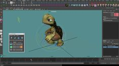 Speed Animating a Walkcycle -  Timelapse Video. A little demo of how I block out a quick walk-cycle using custom mirroring tools I've writte...