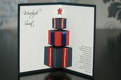 """Christmas card """"Prezenciki"""" Kartka świąteczna """"Prezenciki"""""""