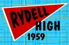 Rydell High flag